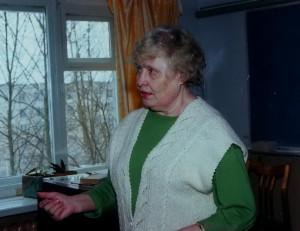 Валентина Андреевна Костень.