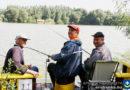 Оршанцы соревновались на большой профсоюзной рыбалке (+фото)