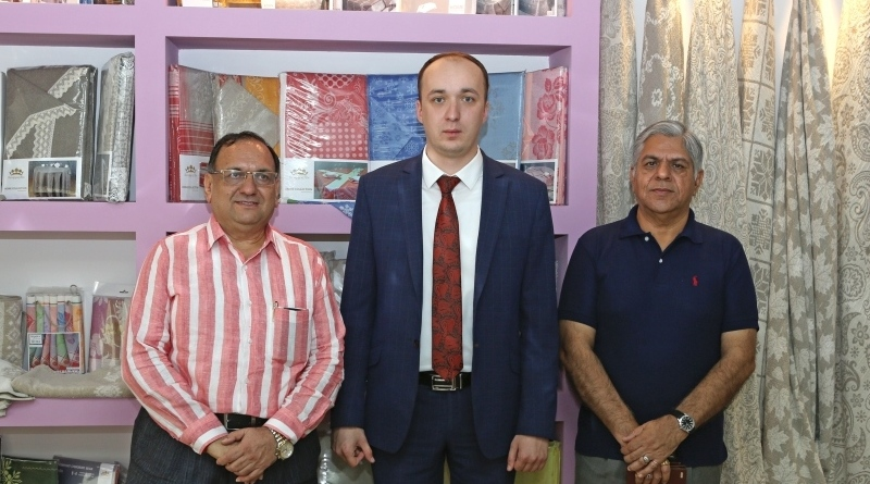 делегация из индии