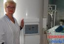 В Оршанском диспансере спортивной медицины лечат холодом