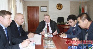 Китайские партнеры проявили интерес к промышленно-логистическому комплексу «Болбасово»
