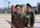 Как стать курсантом Института пограничной службы