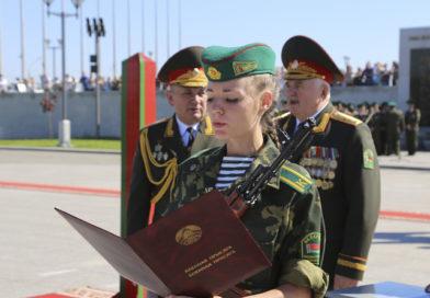В Орше пройдет выездной день открытых дверей Института пограничной службы