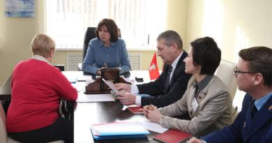Наталья Кочанова о декрете №3: оказавшимся в трудной жизненной ситуации людям идут навстречу