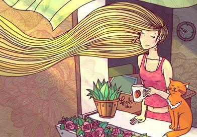 Конкурс: ищем оршанок с самыми длинными волосами