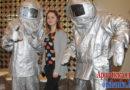 Пришельцы в городе, дефиле юных моделей, самые яркие номера: как ГДК «Орша» праздновал 60-летие (+ФОТО)