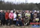 Редакция «Аршанкі» вместе с роддомом присоединились к «Неделе леса»