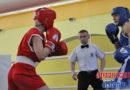 В Орше проходит чемпионат Беларуси по боксу
