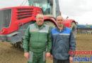 Механизаторы Оршанского района вывели на поля посевную технику