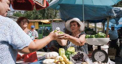 На рынках Орши пенсионерам и инвалидам предоставят бесплатные места для торговли сельхозпродукцией
