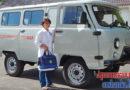 Подарок Президента: в Копысской больнице появился новый автомобиль
