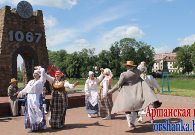 Афиша праздничных мероприятий в Орше с 27 июня по 3 июля