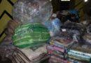 В Орше таможенники нашли крупную партию одежды без документов