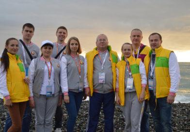 Оршанец побывал на Всемирном фестивале молодежи в Сочи и делится впечатлениями