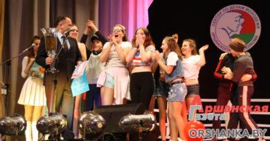 Оршанская молодежь соревновалась на «Творческом ринге» (+фото)