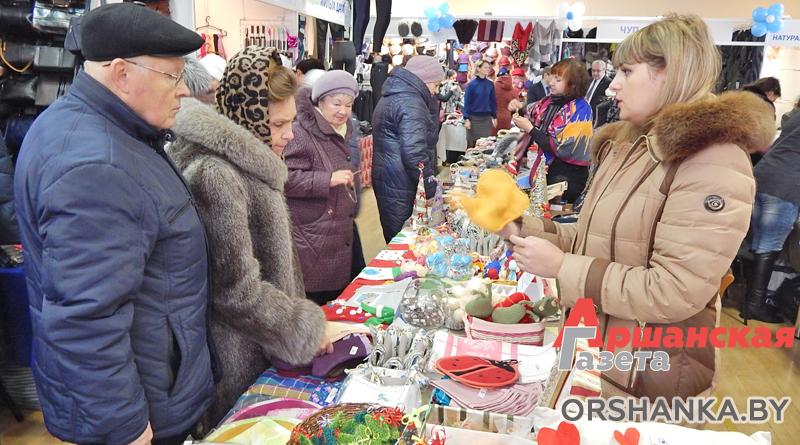 Выставка-ярмарка «Калядная скарбніца» в Орше с 19 по 22 декабря