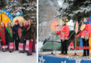 Как на Оршанщине зиму провожали (+фото)