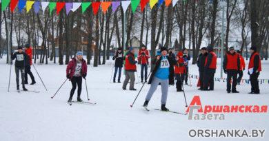 Жители региона приняли участие в «Оршанской лыжне-2018» (+фото)