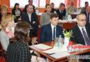 В Орше обсудили сотрудничество бизнеса и БелТПП