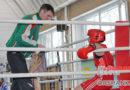 Молодежное первенство страны по боксу проходит в Орше