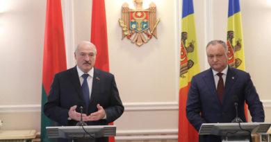 Тема недели: Визит Президента Беларуси в Молдову