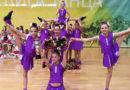 Чирлидеры из Орши стали вторыми на республиканских соревнованиях