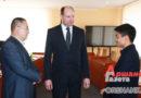 Китайская группа компаний «Кингстон» намерена сотрудничать с Оршанским регионом