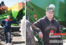 СГЦ «Задняпроўскі» правядзе пасяўную амаль на 8000 гектараў