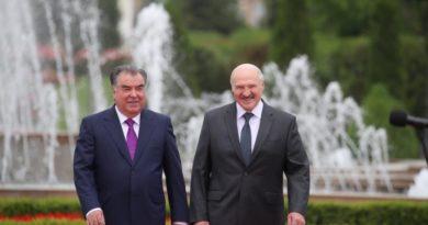 Тема недели: Визит Президента Беларуси в Таджикистан