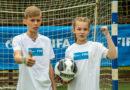 Белорусские участники международной детской социальной программы «Футбол для дружбы» приняли участие в презентации проекта на выставке «СМІ ў Беларусі»