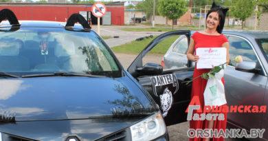 В Орше выбрали «Автоледи» (+фото)