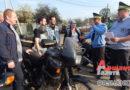 Оршанские байкеры открыли мотосезон