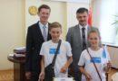 Белорусские участники программы «Футбол для дружбы» накануне отъезда в Москву встретились с Министром спорта и туризма