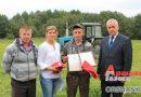 Награды от профсоюза получили лучшие работники сельхозпредприятий Оршанского региона