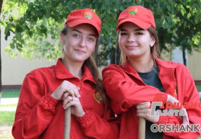 Оршанцы присоединились к молодежному проекту «#ЗаДело!»