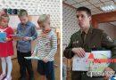 Оршанские спасатели посещают детские сады региона