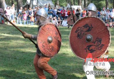 Интересное приграничье: Гнёздово и исторический фестиваль