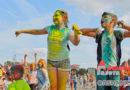 Добавили цвета: фоторепортаж с фестиваля красок в Орше