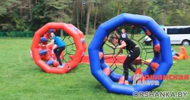 Молодежная спартакиада в новом формате прошла в Орше (+фото)