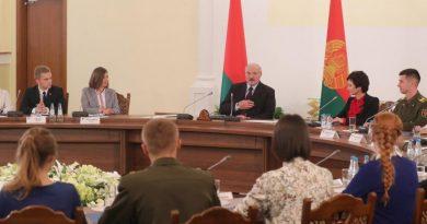 Александр Лукашенко о молодежи и белорусском образовании