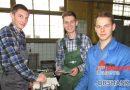 Коллектив завода «Красный борец» пополнили молодые специалисты