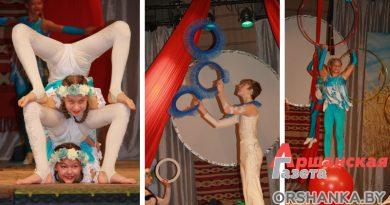 Цирковые артисты из Беларуси и России выступят на республиканском празднике-конкурсе «Арена» в Орше