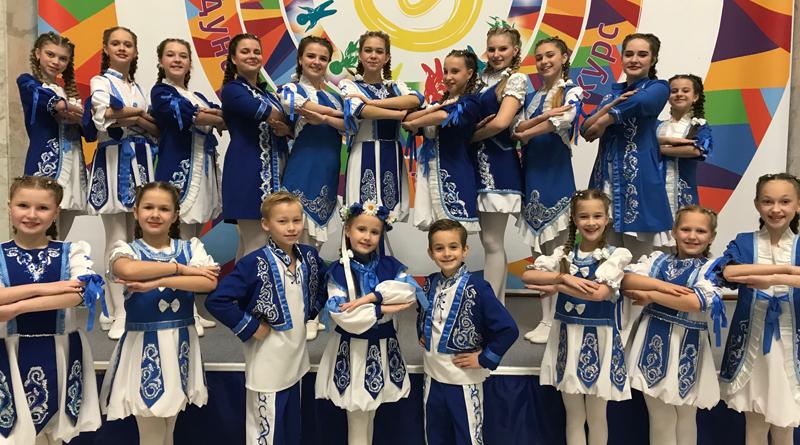 Арт-група «Натхненне» заваявала Гран-пры Міжнароднага фестывалю-конкурсу «Сустрэчы-2018»