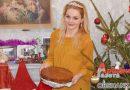 Рецепт рождественского кекса от художницы Людмилы Жуковой