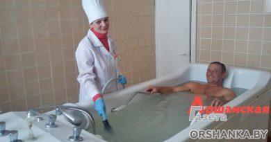 В Оршанском регионе развивается медицинский туризм