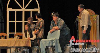 «Бабушкин сон»: театральная премьера на сцене Дома культуры железнодорожников