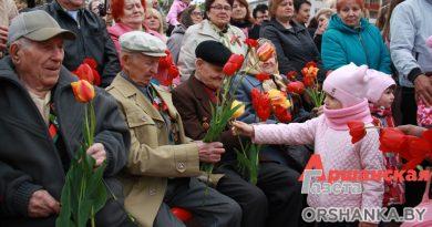 Оршанцев приглашают участвовать в марафоне «Автопоезд памяти»