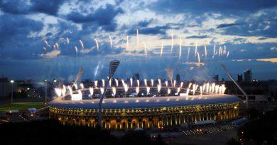 II Европейские игры стартовали в Беларуси