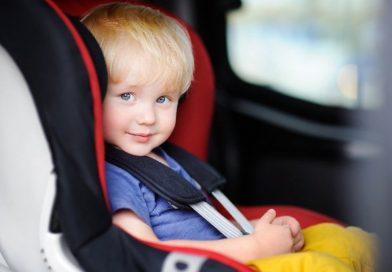 До 24 августа ГАИ контролирует перевозку детей