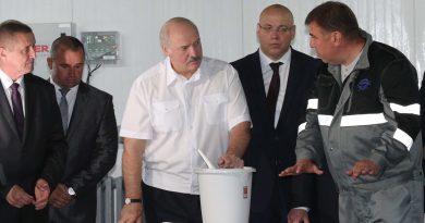 Тема недели: Рабочая поездка Президента в Могилевскую область